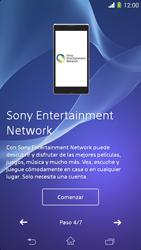 Sony Xperia M2 - Primeros pasos - Activar el equipo - Paso 8