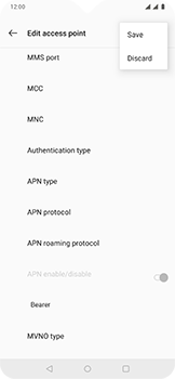 OnePlus 6T - Internet - Manual configuration - Step 16