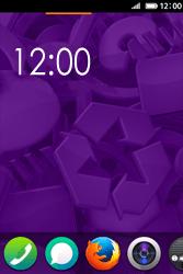 LG Fireweb - Email - Como excluir uma conta de e-mail - Etapa 1