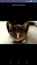 Huawei Honor 5X - MMS - Afbeeldingen verzenden - Stap 17