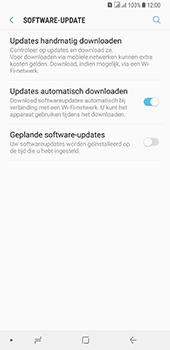 Samsung Galaxy A8 Plus - Software update - update installeren zonder PC - Stap 5