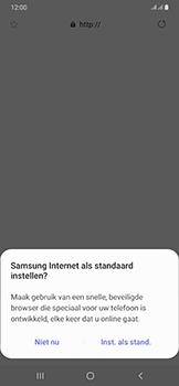 Samsung Galaxy A50 - Internet - internetten - Stap 4