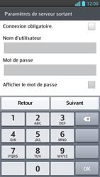 LG P875 Optimus F5 - E-mail - Configuration manuelle - Étape 14