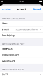Apple iphone-se-met-ios-13-model-a1723 - E-mail - Instellingen KPNMail controleren - Stap 9