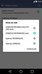 LG K10 4G - Internet no telemóvel - Como ativar 4G -  7