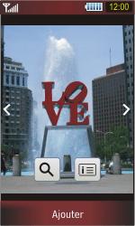 Samsung S5230 Star - E-mail - envoyer un e-mail - Étape 12