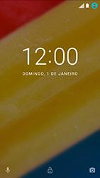 Motorola Moto C Plus - Funções básicas - Como reiniciar o aparelho - Etapa 8