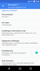 Sony Xperia XA1 (G3121) - E-mail - Instellingen KPNMail controleren - Stap 16