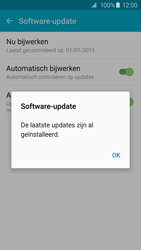 Samsung G925F Galaxy S6 Edge - Toestel - Software update - Stap 10