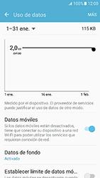 Samsung Galaxy J5 (2016) - Internet - Ver uso de datos - Paso 5