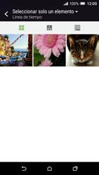 HTC One A9 - Mensajería - Escribir y enviar un mensaje multimedia - Paso 17