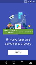 LG K4 (2017) - Aplicaciones - Descargar aplicaciones - Paso 3