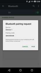 Acer Liquid Z530 - WiFi and Bluetooth - Setup Bluetooth Pairing - Step 7