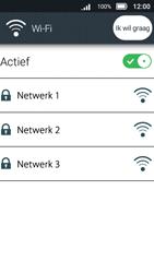 Doro 8031 - WiFi - Verbinden met een netwerk - Stap 7