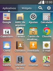 LG D100 L20 - Email - Como configurar seu celular para receber e enviar e-mails - Etapa 3