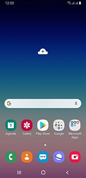 Samsung galaxy-a8-2018-sm-a530f-android-pie - Instellingen aanpassen - Nieuw toestel instellen - Stap 36