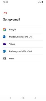Samsung Galaxy A40 - E-mail - Manual configuration (gmail) - Step 9