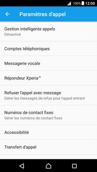 Sony Xperia Z5 Premium - Android Nougat - Messagerie vocale - configuration manuelle - Étape 6