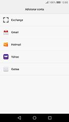 Huawei Y6 (2017) - Email - Adicionar conta de email -  6