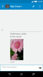 HTC Desire 816 - MMS - afbeeldingen verzenden - Stap 18