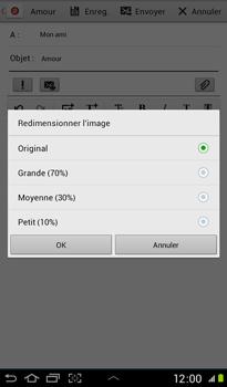 Samsung P3100 Galaxy Tab 2 7-0 - E-mail - envoyer un e-mail - Étape 13