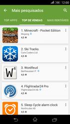 Sony Xperia E4G - Aplicativos - Como baixar aplicativos - Etapa 8