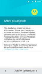Motorola Moto G (2ª Geração) - Primeiros passos - Como ativar seu aparelho - Etapa 6