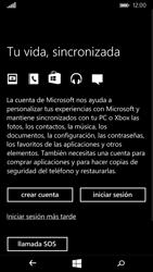 Microsoft Lumia 535 - Primeros pasos - Activar el equipo - Paso 14