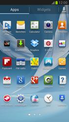 Samsung N7100 Galaxy Note II - Contacten en data - Contacten kopiëren van SIM naar toestel - Stap 3