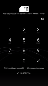 Sony Xperia XA1 Plus (G3421) - Internet - Handmatig instellen - Stap 33