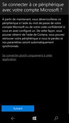 Microsoft Lumia 950 - Applications - Créer un compte - Étape 16