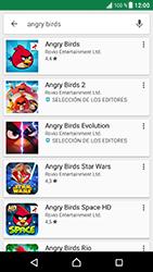 Sony Xperia XZ - Android Nougat - Aplicaciones - Descargar aplicaciones - Paso 16