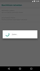 LG Nexus 5X - Android Oreo - Netwerk - Handmatig een netwerk selecteren - Stap 8