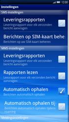 Sony Ericsson Xperia X10 - MMS - probleem met ontvangen - Stap 6