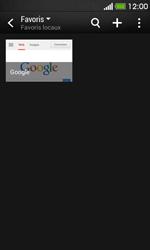 HTC Desire 500 - Internet - navigation sur Internet - Étape 10