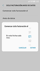 Samsung Galaxy J5 (2017) - Internet - Ver uso de datos - Paso 8