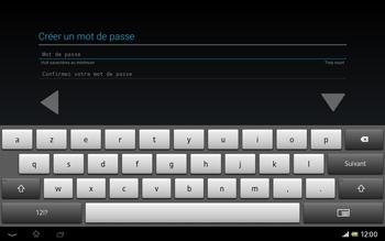 Sony SGP321 Xperia Tablet Z LTE - Applications - Télécharger des applications - Étape 11