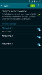 Samsung Galaxy K Zoom 4G (SM-C115) - WiFi - Handmatig instellen - Stap 8