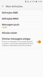 Samsung Galaxy J5 (2016) DualSim (J510) - SMS - Como configurar o centro de mensagens -  7