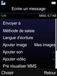 Mobiwire Leyti - Contact, Appels, SMS/MMS - Envoyer un MMS - Étape 12