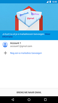 Android One GM5Plus DS - E-mail - handmatig instellen (gmail) - Stap 13