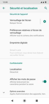 Xiaomi Mi A2 Lite - Sécurité - modifier SIM PIN - Étape 5