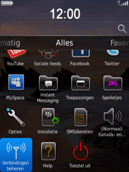BlackBerry 9800 Torch - Internet - Aan- of uitzetten - Stap 3