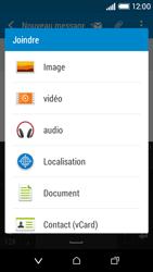HTC Desire 510 - E-mails - Envoyer un e-mail - Étape 11