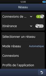 Samsung S8600 Wave 3 - Internet - configuration manuelle - Étape 14