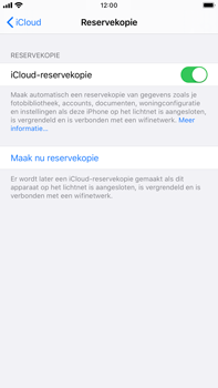 Apple iphone-6s-plus-met-ios-13-model-a1687 - Instellingen aanpassen - Back-up maken in je account - Stap 23