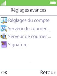 Mobiwire Doli - E-mails - Ajouter ou modifier un compte e-mail - Étape 24