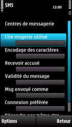 Nokia X6-00 - SMS - configuration manuelle - Étape 9