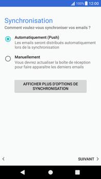 Sony Xperia XA1 Plus - E-mail - Configuration manuelle - Étape 20