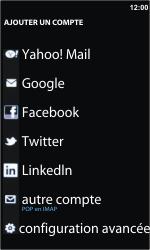 Nokia Lumia 900 - E-mail - Configuration manuelle - Étape 6